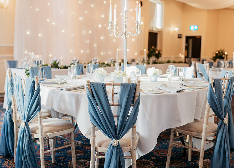 Book an appointment with a Wedding Co-Ordinator