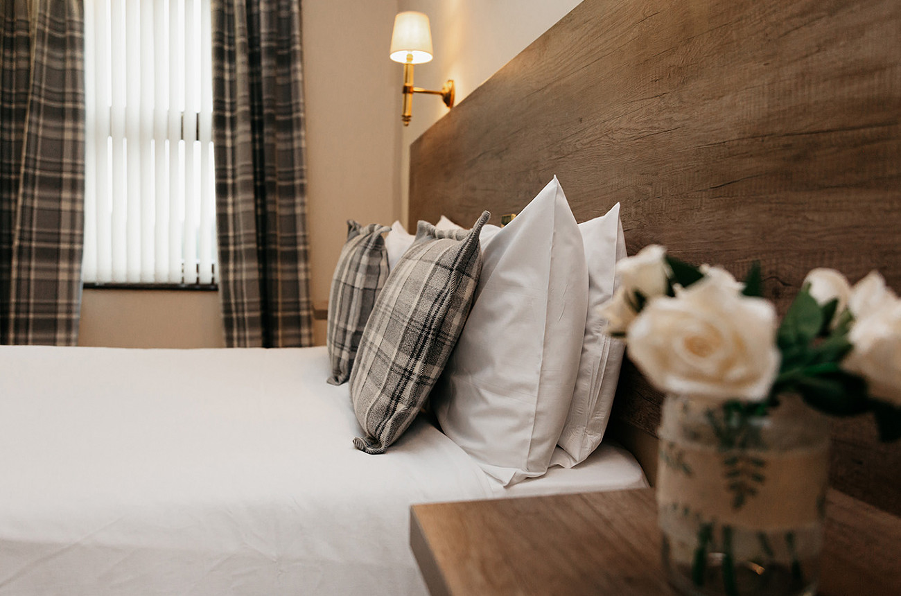 Stay at the Sitwell Arms Hotel